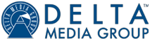 Delta Media Group Logo
